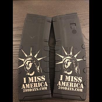 I Miss America 30 round AR magazine
