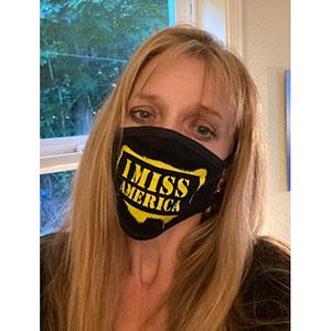 I Miss America Mask