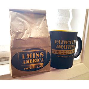 I Miss America Coffee Pack